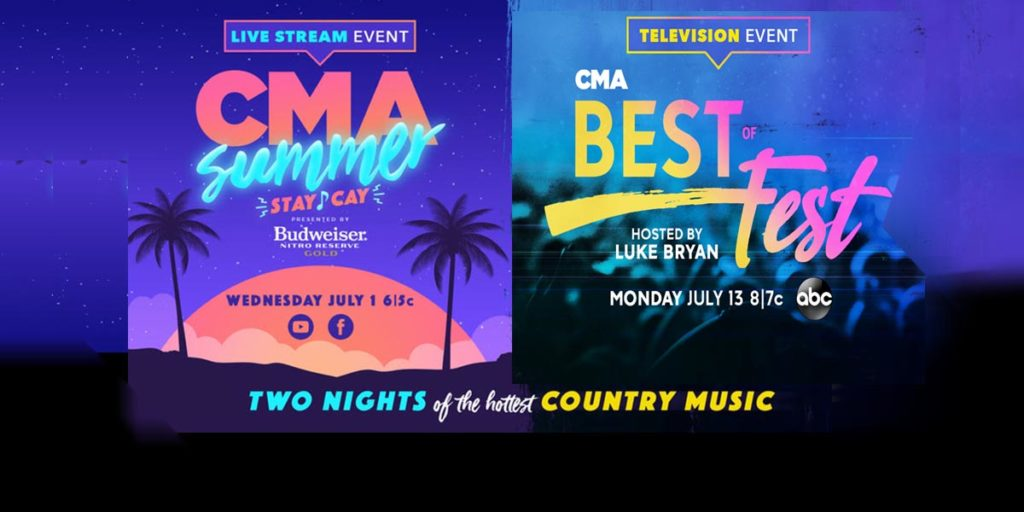 Cma Fest 2020 Canceled But Cma Announced Two Streaming Events